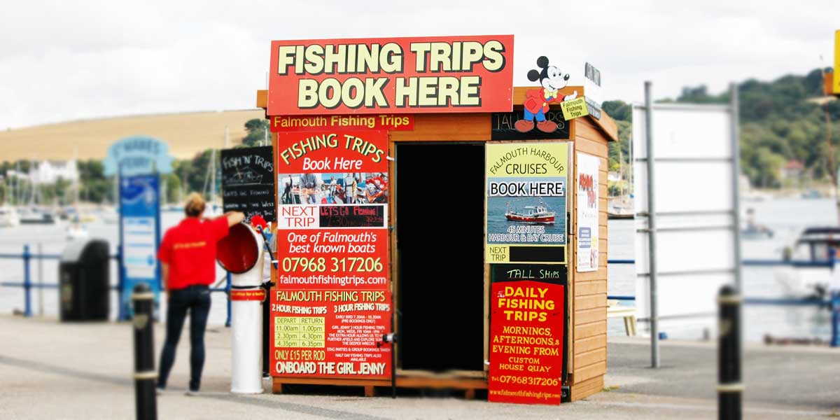 Falmouth Fishing Trips Booking Office